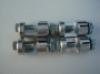 4 flexibele metalen montage busjes 3,5 - 10 mm